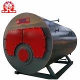 Einen automatischen Gas-schweres Öl-Dampfkessel für Verkauf ordnen