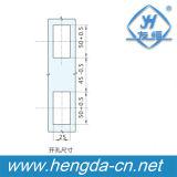Fechaduras de porta da alavanca de controle da haste da Chave Quadrada Industrial de travamento do armário