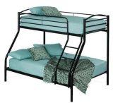 現代子供の寮の鋼鉄二段ベッドの家具