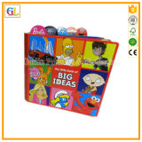 Servizio di stampa del libro del cartone dei bambini (OEM-GL002)