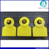 Tag de orelha do gado da alta qualidade ISO11784/5 TPU RFID
