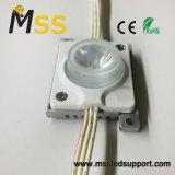 Feu latéral de la Chine 3W haute puissance Module LED étanche 1 LED Éclairage de boîte de publicité - La Chine Module à LED, module de lumière à LED