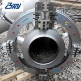 """Außendurchmesser-Eingehangener beweglicher hydraulischer Riss-Rahmen/Rohr-Ausschnitt und abschrägenmaschine für 30 """" - 6 """" (762mm-914.4mm)"""