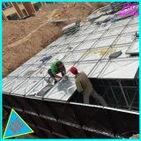 Новые материалы Bdf панели вид в разрезе стального резервуара для воды