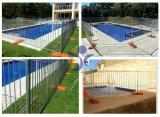 Cerco provisório da piscina da segurança de aço de Galvanzied