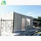 No-Asbesto que cubre el panel impermeable del cemento del emparedado