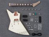Guitarra da mão esquerda do jogo da guitarra elétrica do explorador da música de Pango/DIY (PEX-619K)