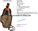 luva de saco do malote do portador do suporte do refrigerador de 500ml 750ml para o frasco de cerveja
