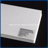 De prix usine de papier peint d'Eco de mur de papier tissu dissolvant de Wonven non