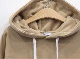 изготовленный на заказ<br/> спорта на открытом воздухе колпачковая свитер длинными рукавами худи костюмы