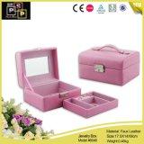 Caixa de jóia luxuosa Handmade para a senhora (8048)