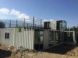Contenedor ISO de la construcción de casas prefabricadas