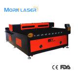 madera del corte del grabado de la máquina del laser de 1300*2500m m, de acrílico