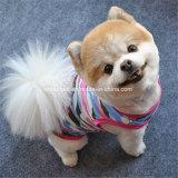 Tarnung-Sommer-Sprung-Haustier-Hundekleidung für kleine mittlere Haustiere