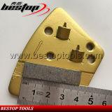 2X1/4 PCD 사다리꼴 다이아몬드 가는 격판덮개