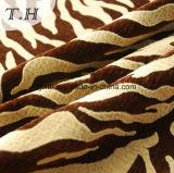 Design de tigre rebanho para sofá