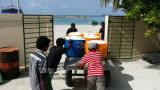 魚のボートの薄片の製氷機