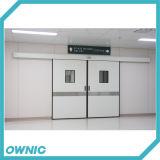Portello scorrevole ermetico automatico Qtdm-10 per l'ospedale