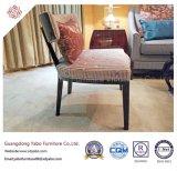 Mobilia fine dell'hotel con la presidenza di legno del salone (YB-O-23)