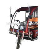 Velocidade máx. 35KM/H 60V1000W travão de tambor de 3 rodas de carga elétrica de triciclo