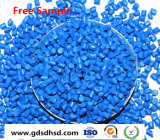 Blauwe Kleur Masterbatch voor Plastiek/Roofing/PVC- Blad