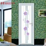 Энергосберегающая дверь Casement с декоративной картиной