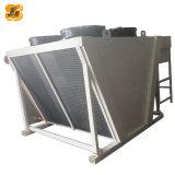 Condensatore raffreddato aria & tipo asciutto dispositivo di raffreddamento di aria per uso industriale