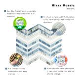 Mozaïek van het Glas van de Tegel van de Muur van de Badkamers van het Ontwerp van de kunst het Decoratieve