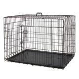 아마존 Ebay 최신 판매 애완 동물 제품 공급 개 철사 감금소 크레이트