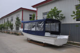 Liya bateaux en fibre de verre pour la pêche de loisir panga panga bateau