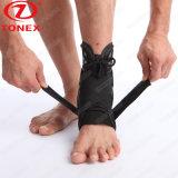Deportes Fútbol de nylon de apoyo de tobillo de seguridad