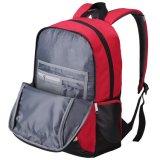 Bloco ocasional unisex da bagagem do curso do Schoolbag do saco do computador da trouxa dobro nova do ombro