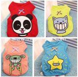 小さいペットまたは漫画犬のTシャツのための中国ペット供給の子犬の衣類