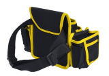 機能調節可能なマルチポケットポリエステルウエスト小さいベルトの道具袋