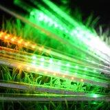 Luz ao ar livre do chuveiro de meteoro do diodo emissor de luz da decoração do Natal
