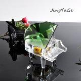 Venta caliente Crystal Piano como recuerdos de boda o cumpleaños regalos