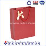 La producción OEM Kraft personalizada bolsa de papel artesanal