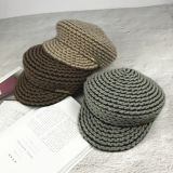 Chapeau fait sur commande de béret de chapeau de l'hiver de vente chaude
