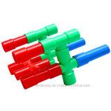 Magic деформация трубопровода строительные блоки игрушка в области образования