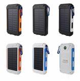 Boussole 10000mAh Chargeur solaire portable Products Téléphone mobile avec la Banque d'alimentation RoHS