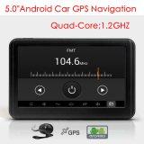 """Hete Handbediende Mariene GPS van de Vrachtwagen van Auto 5.0 """" IPS Mini Androïde 6.0 Navigatie met GPS Satnav van de Kern van de Vierling 800 Van Mhz- cpu, de Zender van de FM, GPS het Systeem van de Navigatie, Drijver, Wif"""