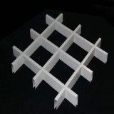 中国のアルミニウム格子天井のための卸し売りすばらしい建築材料