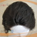 Cutícula llena intacto en la peluca del cordón del pelo de la Virgen (PP-g-l-01747)