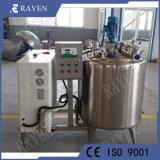 Camisa de refrigeración de acero inoxidable 500L depósito frigorífico lácteos Leche Tanque de refrigeración