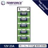 baixa bateria alcalina de alta tensão de Dicharge China Fatory do auto 12V