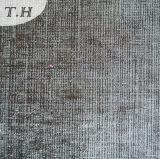 2016 중국 공장 (FTH32091)에 의해 생성하는 보통 피복 셔닐 실 직물