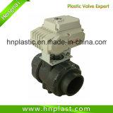 플라스틱 벨브 /PVC ANSI에 의하여 전기 플라스틱 공 벨브