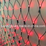 LED Branco Quente de fios de luzes de líquido para decoração de grama