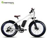 Tipo bici elettrica della montagna di MTB dell'incrociatore della spiaggia fatta in Cina