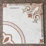 Buen azulejo de suelo de cerámica esmaltado rústico de la calidad 300X300